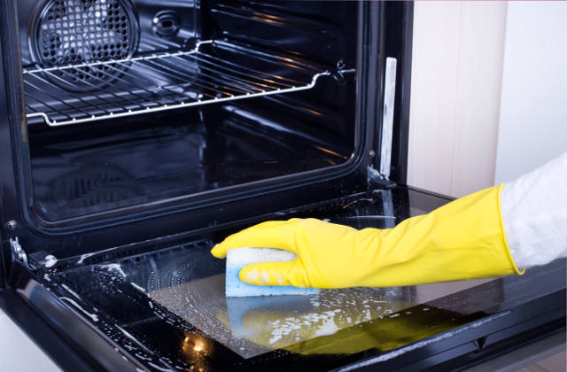 oven-cleaning
